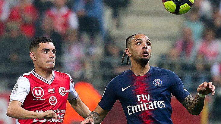 La saison dernière, le Stade de Reims s'était incliné 4 buts à 1 au Parc avant de s'imposer à Delaune 3 buts à 1 avec un but de Mathieu Cafaro (photo)
