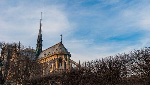 Les flèches de nos églises