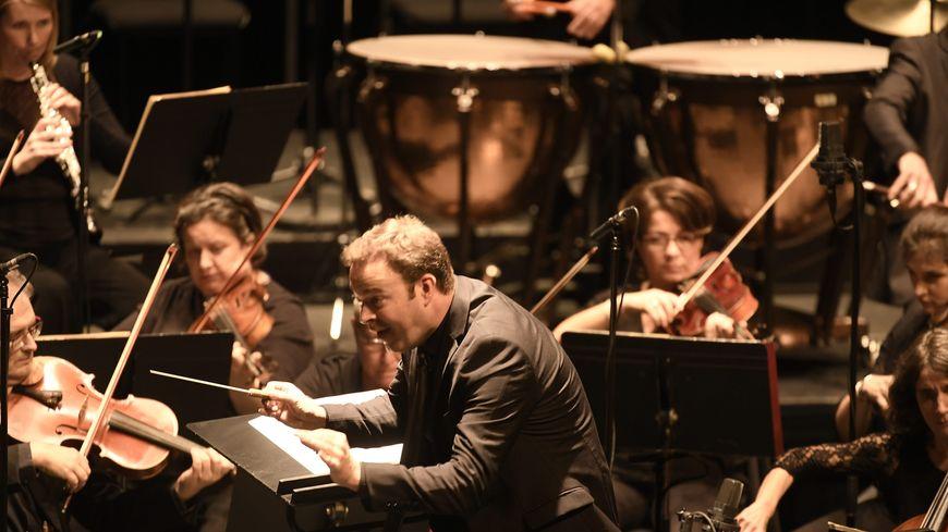 David Reiland, le chef de l'orchestre national de Metz