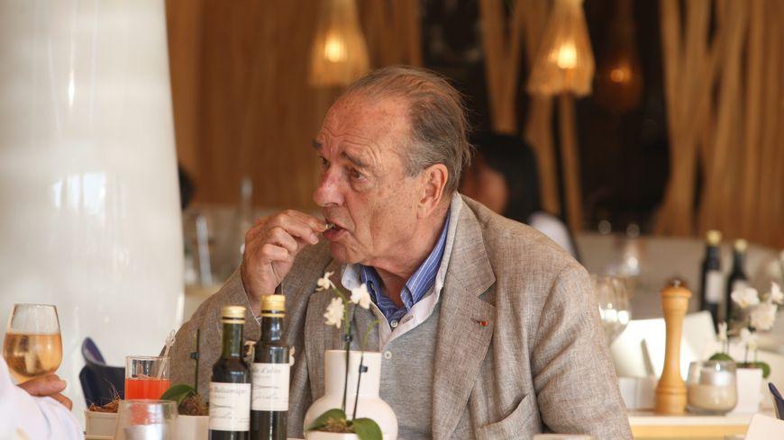 Jacques Chirac était un fin gourmet qui appréciait aussi les plats simples et bien français