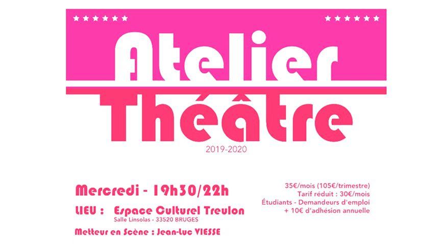 Ateliers théâtre à Bruges