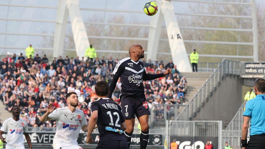 En mars dernier, le Bordeaux de Jimmy Briand avait obtenu le nul (0-0) au stade de la Licorne.