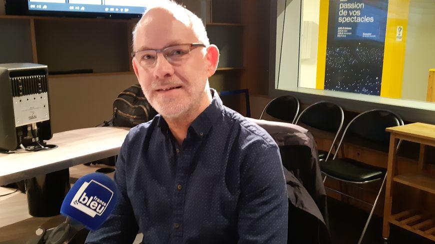 Christophe Desportes-Guilloux en charge de la prévention des discriminations au GAGL