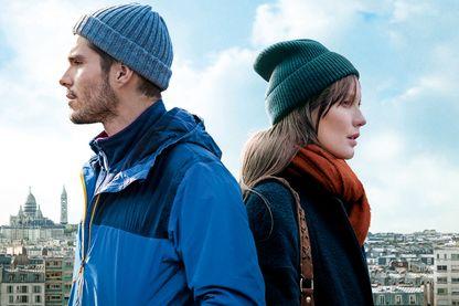 Ana Girardot et François Civil dans le film « Deux Moi » de Cédric Klapisch.