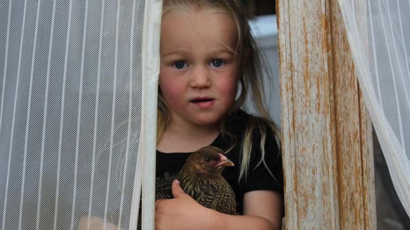 Mia, 3 ans, Cavalière passionnée d'Equisud