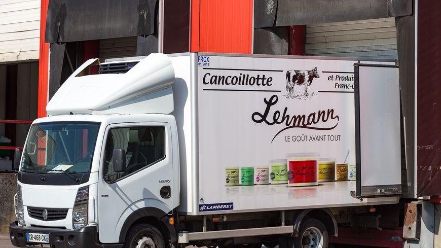 Camion Lehmann