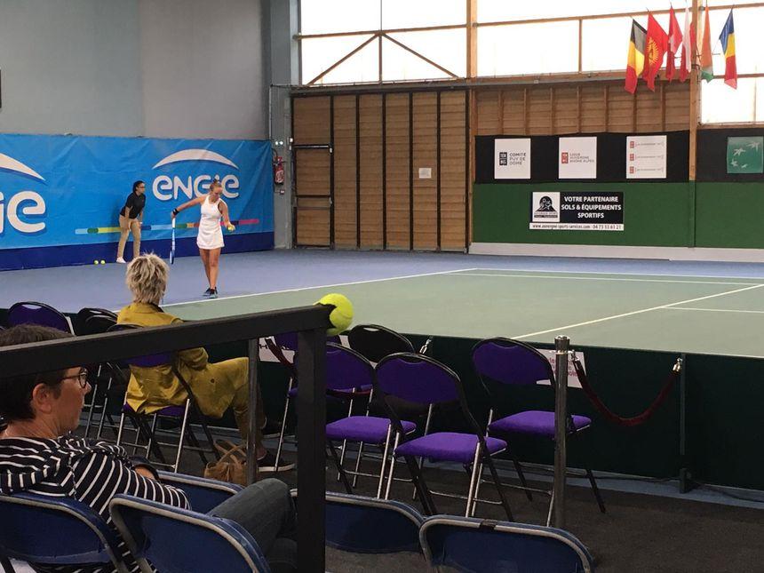 Le tournoi se poursuit à Aubière