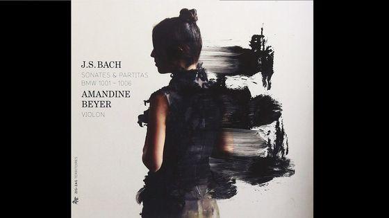 JS Bach, Sonates et Partitas, Amandine Beyer, violon