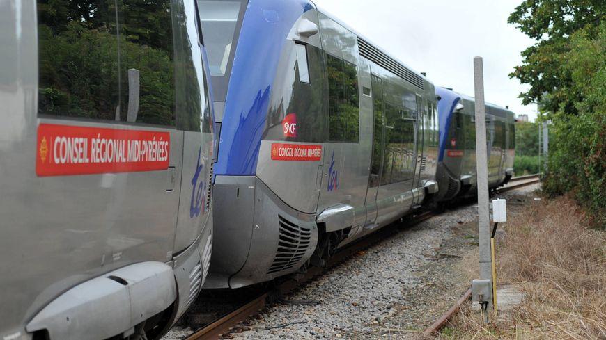 Train TER en région Occitanie (photo d'illustration)
