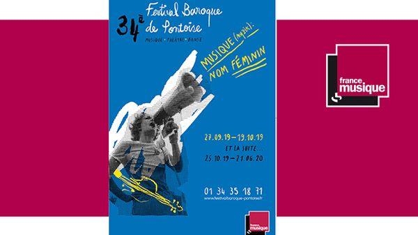 34e Festival Baroque de Pontoise du 27 septembre au 19 octobre 2019
