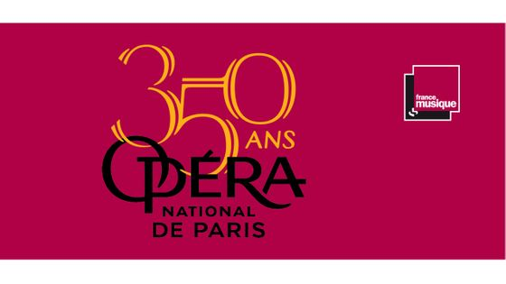Opéra National de Paris du 7 septembre au 19 décembre