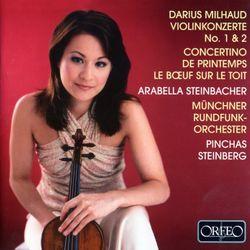 Concertino de printemps op 135 - pour violon et orchestre de chambre - ARABELLA STEINBACHER