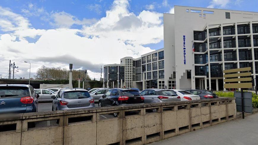Il prendra place sur le parking de l'hôtel de police de Reims