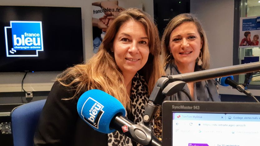Laure Cossoul et Laetitia Schott-Cochois