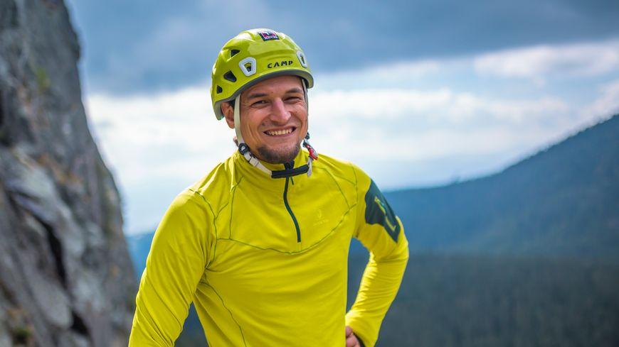 Adam Bielecki, membre de l'expédition polonaise au K2 en 2018