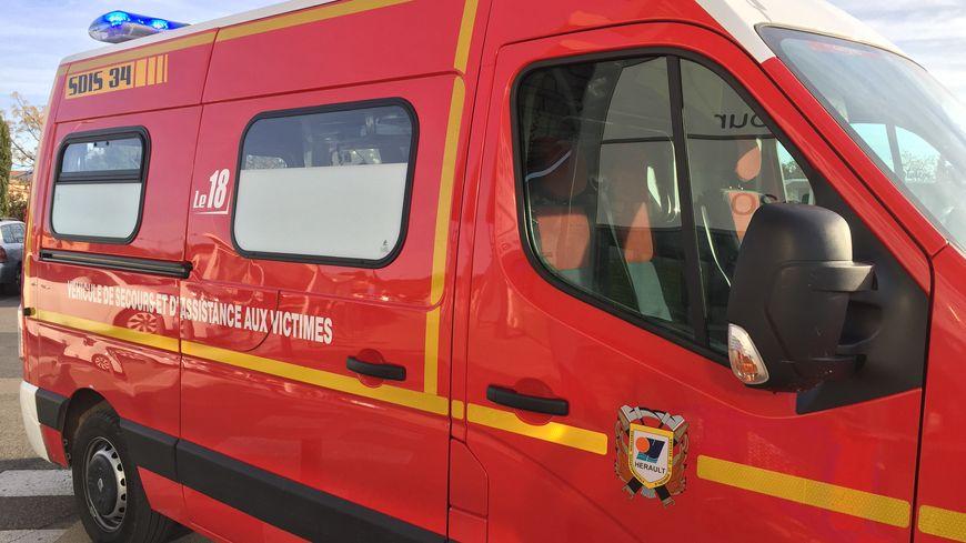 Un véhicule de secours (image d'illustration)