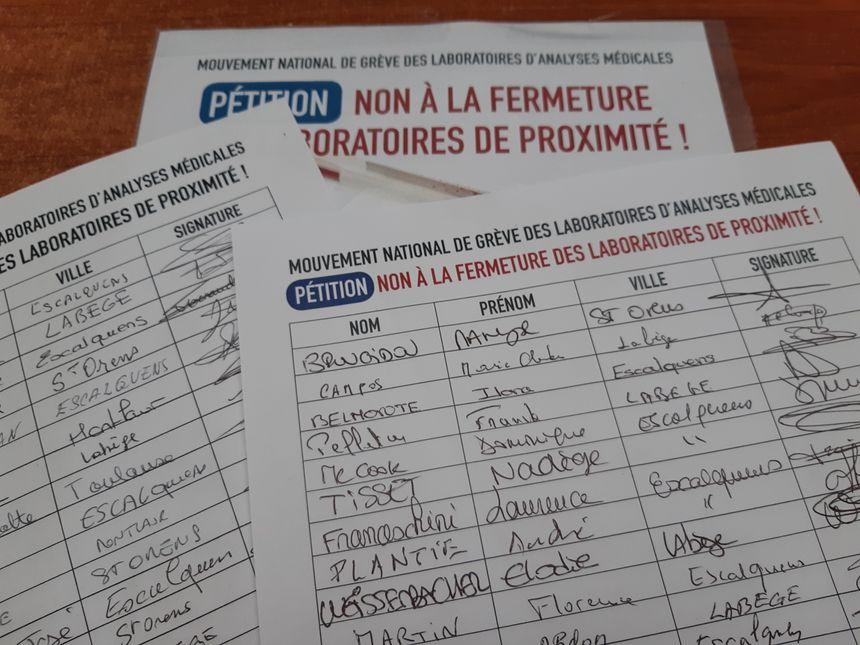 Une pétition circule dans plusieurs laboratoires.