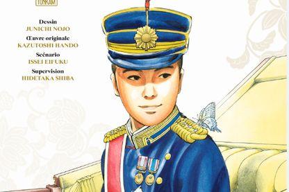 Empereur du Japon - L''Histoire de l'empereur Hirohito Couv Ed Delcourt / Tonkam