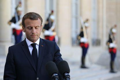 Comment Emmanuel Macron parle-t-il de l'immigration