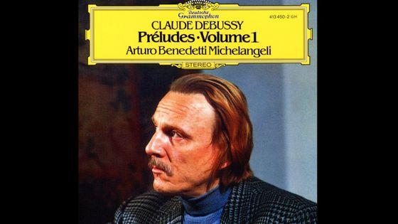 Claude Debussy, Préludes vol. 1, Arturo Benedetti Michelangeli