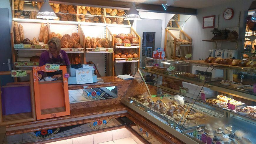 Boulangerie Cérences