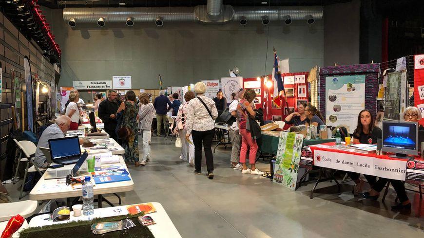 Plus de 90 associations étaient présentes ce samedi à l'espace André Lejeune