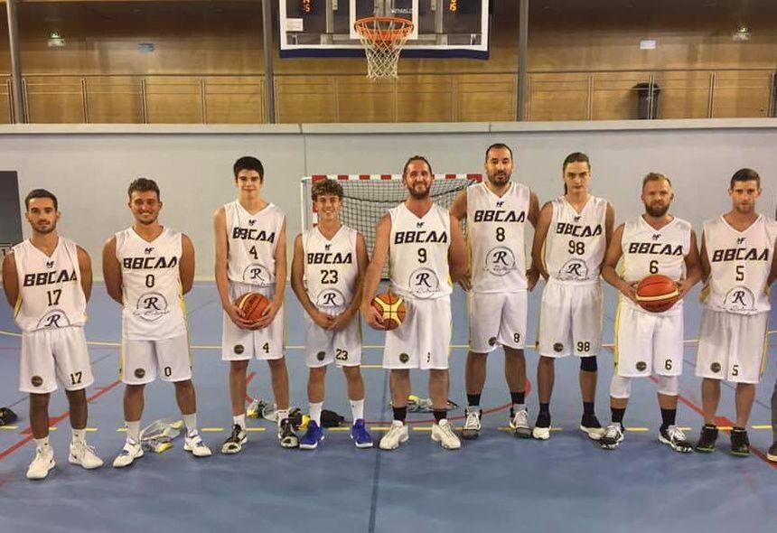 Bages Basket Club des Aspres Albères saison 2019 - 2020