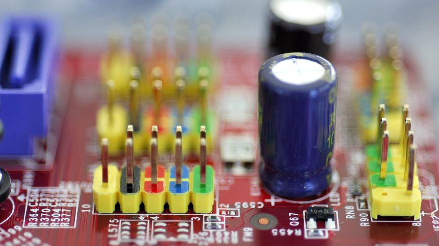 Technic fabrique des produits pour l'industrie électronique