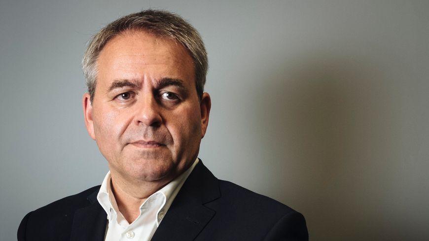 Xavier Bertrand, le président de la Région Hauts-de-France invité de France Bleu Nord ce mardi 24 septembre 2019