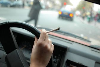 Les effets du cannabis persistent pendant 8 à 13 heures chez le conducteur.