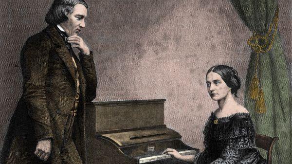 Le journal de Robert et Clara Schumann, avec l'écrivain Marcel Brion : Une archive de 1977 (1ère partie)