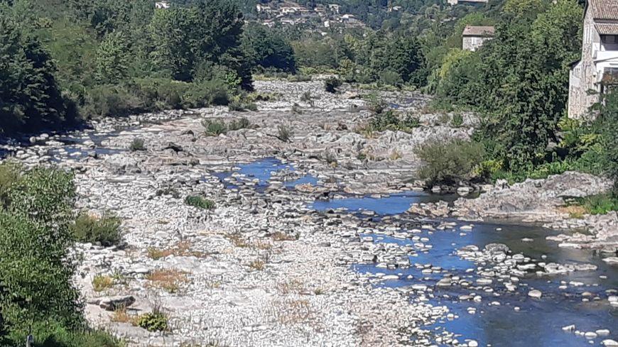 riviere de l ardeche