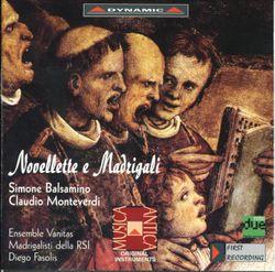 Il combattimento di tancredi e clorinda : Ma ecco mai l'ora fatal e giunta - pour tenor et clavecin - Marco Beasley