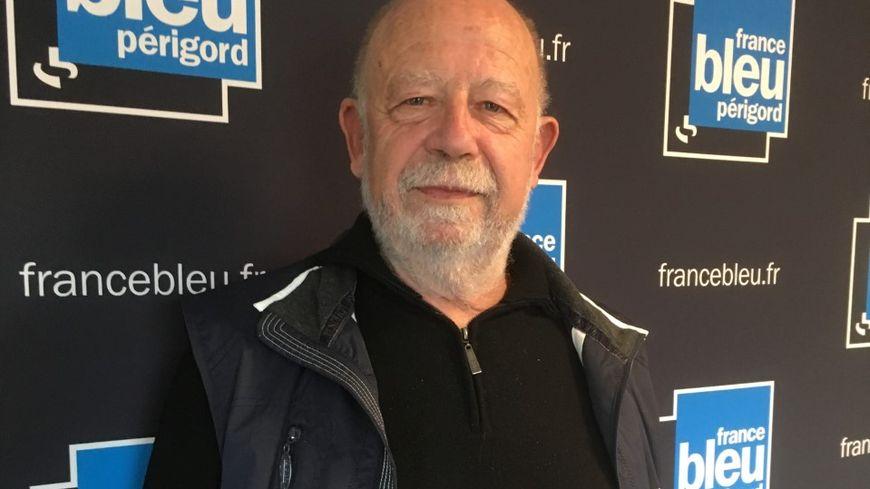 Georges Floranceau, un amateur de randonnée pédestre