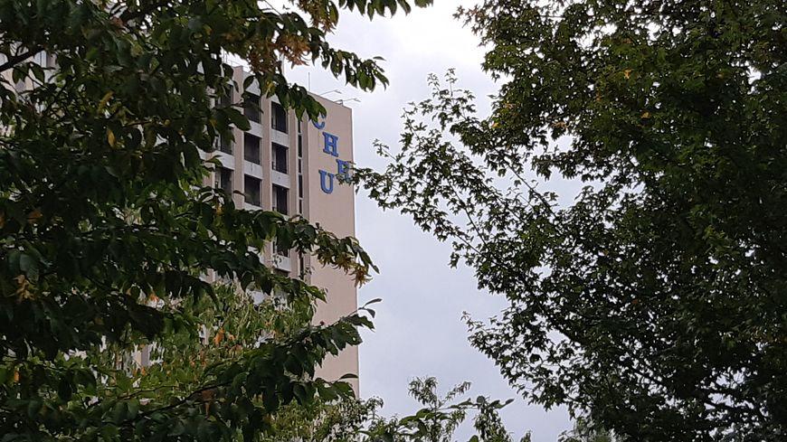 CHU de Nancy, hôpitaux de Brabois, en Muerthe-et-Moselle, septembre 2019.