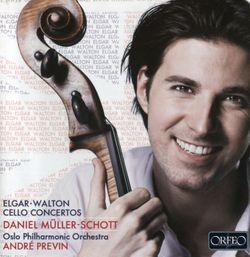 Concerto en mi min op 85 : Lento - Allegro molto - pour violoncelle et orchestre - DANIEL MULLER-SCHOTT