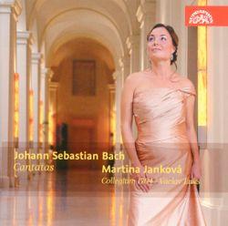 Cantate BWV 202 : Weichet nur betrübte Schatten : Wenn die Frühlingslüfte streichen (Air) - pour soprano hautbois cordes et basse continue - MARTINA JANKOVA