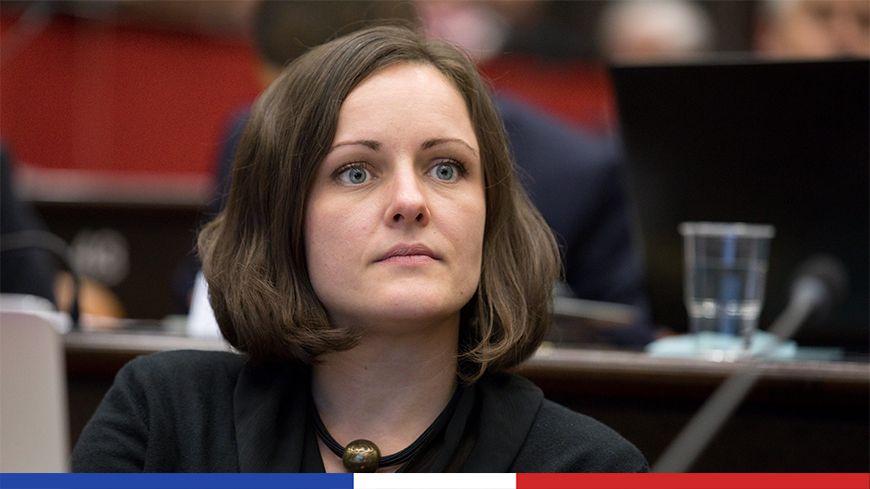 La socialiste Maude Clavequin soutenue par La République En Marche pour les municipales à Belfort