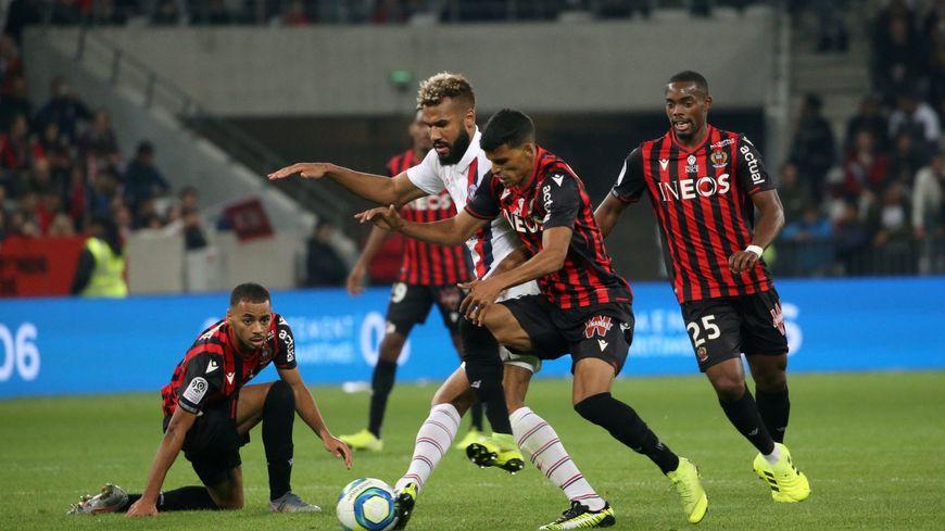 L'OGC Nice dépassé par le PSG (1-4) à l'Allianz Riviera