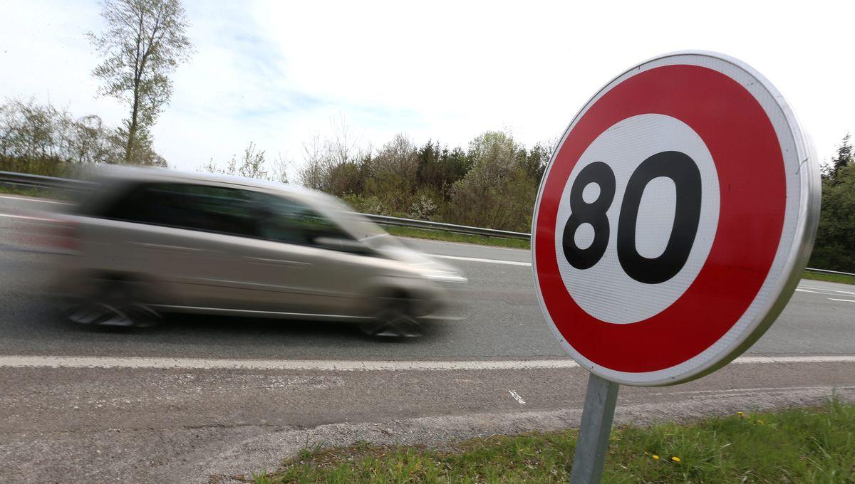 Un automobiliste de 24 ans contrôlé à 160km/h au lieu de 80 à Pauillac