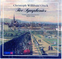 Symphonie en Fa Maj : Presto - pour 2 cors et orchestre à cordes