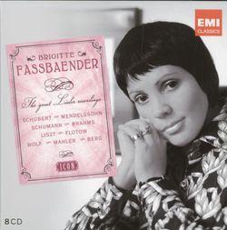 Dichterliebe op 48 : Hör' ich das Liedchen klingen op 48 n°10 - BRIGITTE FASSBAENDER