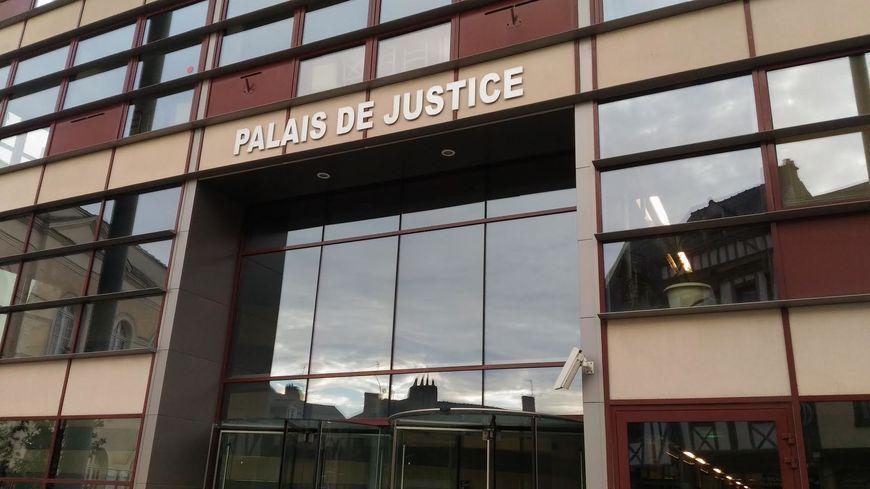 Le tribunal de Laval - image d'illustration.