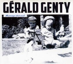 Le camping car... - GERALD GENTY