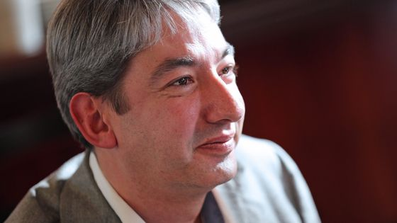 Le nouveau directeur de l'Opéra de Nice, Bertrand Rossi.