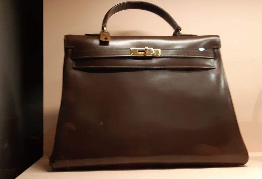 Sac à main Kelly Bag d'Hermès.