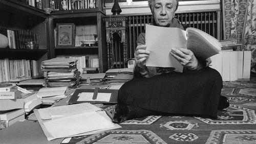 Georgette Elgey, historienne et passionnée de politique (1929-2019)