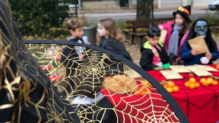 Les enfants s'amuseront sans pétards pour les fêtes d'Halloween