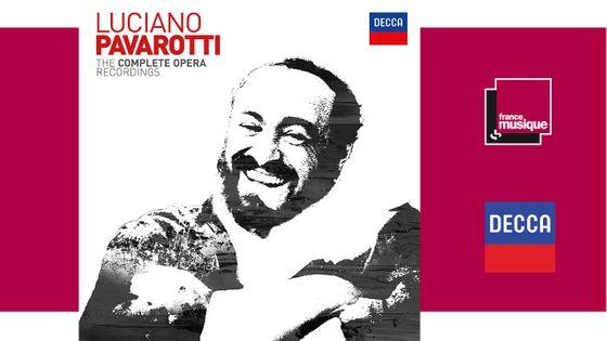 Coffret Luciano Pavarotti - The Complete Opera Recordings Remastered