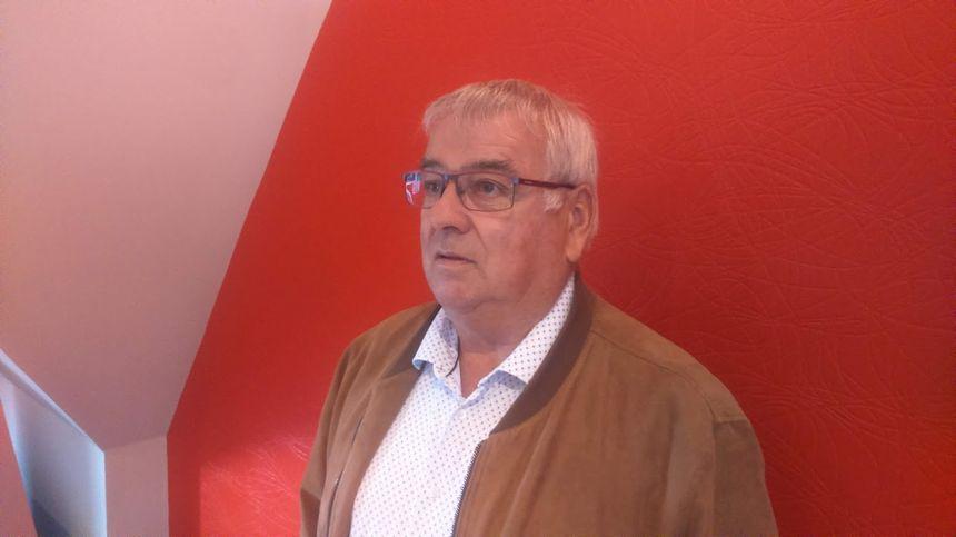 Daniel Heuzé Maire de Bion
